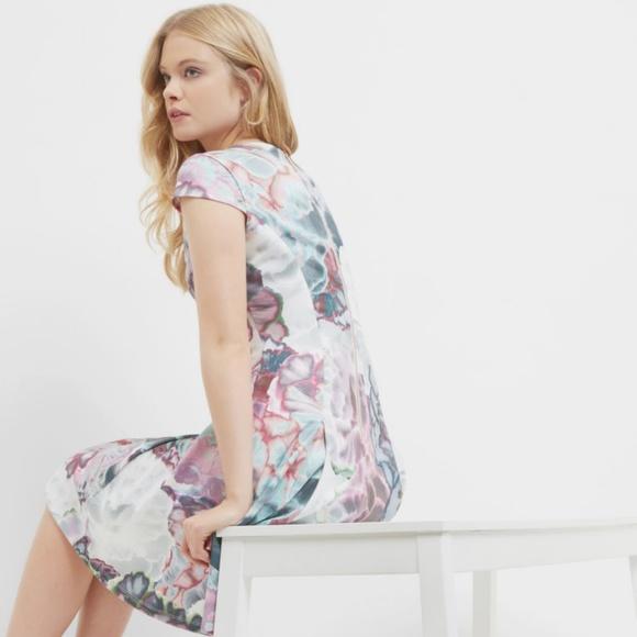 3b978be7d Ted Baker Dresses | London Illuminated Bloom Skater Dress | Poshmark